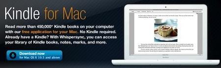 La aplicación Kindle llega a Mac 3