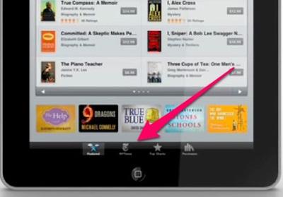 Publicidad del iPad podría revelar los precios de los eBooks 3