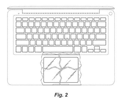 Apple obtiene las patentes del diseño unibody 3