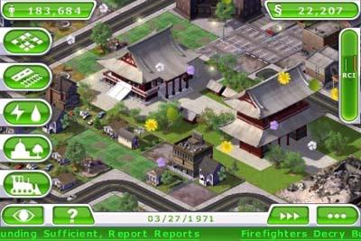 SimCity Deluxe llegará a la AppStore en Verano 3