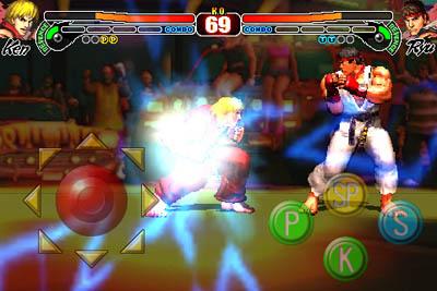 Street Fighter IV ya está disponible en la App Store 3