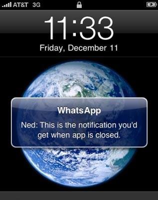 Como solucionar los problemas de la última actualización de What´s app en iOS