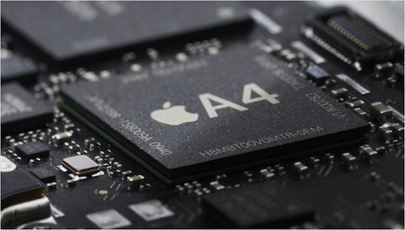 Rumor: El iPhone incorporará procesadores A4 3