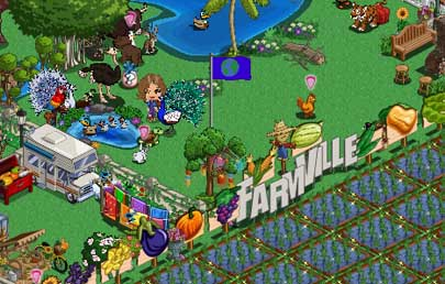 Farmville finalmente llega al iPhone 3