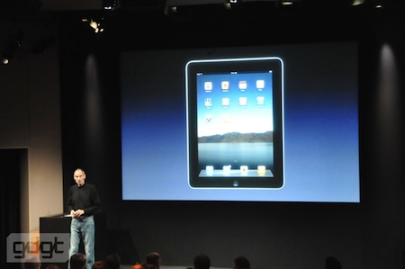 Keynote iPhone OS 4: Las cifras del iPad y de la App Store, directamente ofrecidas por Steve Jobs 3