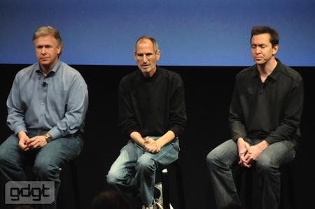 Keynote iPhone OS 4: La prensa pregunta y Apple responde 3