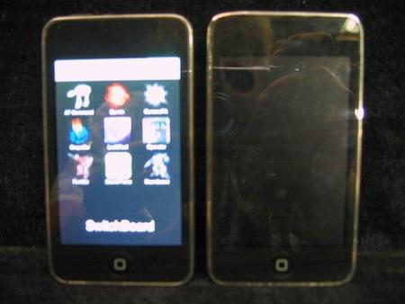 Aparecen en eBay dos prototipos de iPod touch con cámara 9