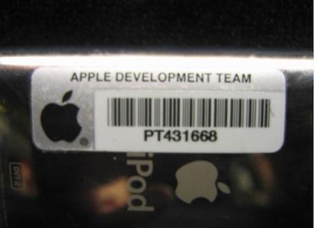 Aparecen en eBay dos prototipos de iPod touch con cámara 8