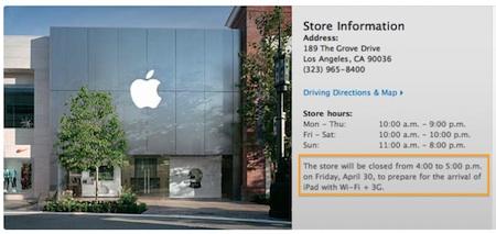 Todo listo para el lanzamiento del iPad 3G en Estados Unidos 8