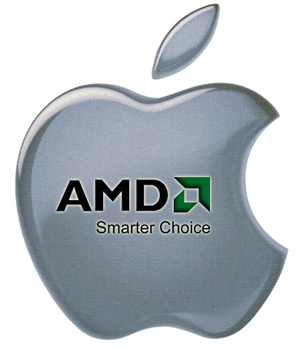 Rumor: Ordenadores Apple con procesadores AMD 3