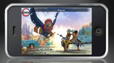 Square Enix presenta Chaos Rings en la App Store 3