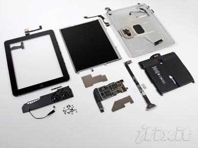 Disección total de un iPad 11