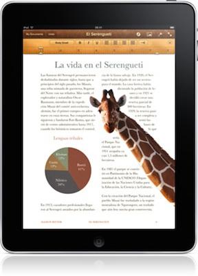 Keynote para iPad tampoco funciona del todo bien, pero Apple lanza un documento de soporte 3