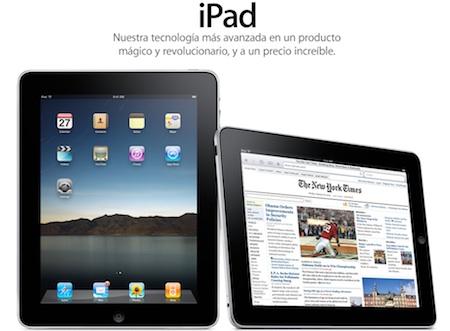 El iPad podría lanzarse en España el 24 de abril 3