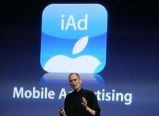 Apple desea obtener la marca iAd 3
