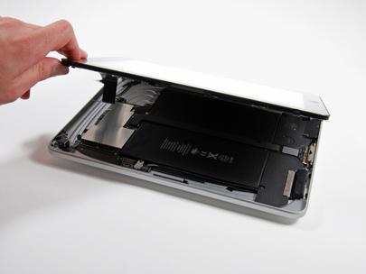 Disección total de un iPad 14