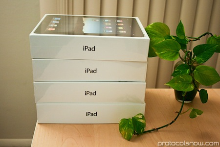 Apple pone límite a la cantidad de iPad por persona... de por vida 3