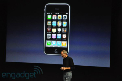 Keynote iPhone OS 4: Las impresionantes cifras del iPhone 3
