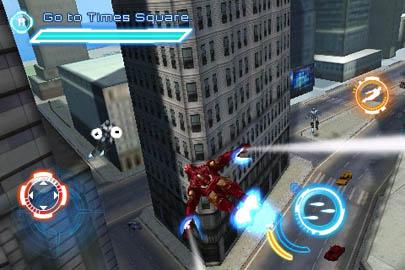 Gameloft lanza Iron Man 2 en la App Store 3