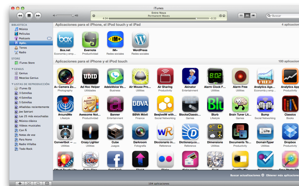 Ya tienes aplicaciones para iPad y tu sin saberlo 3