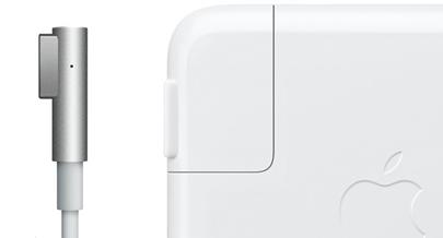 Apple mejora el adaptador de corriente MagSafe 3