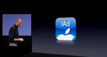 Apple es demandada por violación de la marca registrada iAd 3