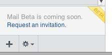 Apple ofrece invitaciones de Mail Beta a los usuarios de MobileMe 3