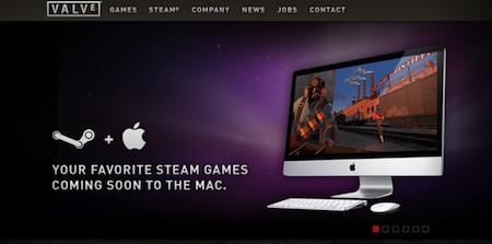 Steam llega hoy a los Mac 3