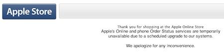 Apple está de mantenimiento... desde hace una semana 6