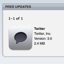 Twitter para iPhone comienza a aparecer en las diferentes App Store 3
