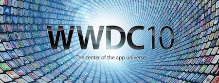 Steve Jobs abrirá la WWDC 2010 con una presentación 3