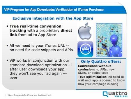 Apple impulsa un programa VIP para su plataforma publicitaria iAD 3
