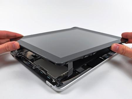 El iPad 3G, también ha sido destripado 3