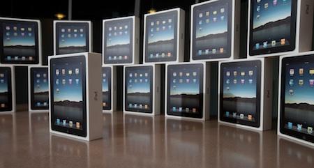 La demanda inicial de iPad en Europa podría superar a la de Estados Unidos 3