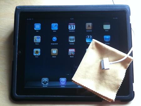 5 pasos para mantener tu iPad impecable, por dentro y por fuera 3