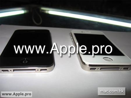 Aparece otro supuesto próximo iPhone, pero de color blanco 7