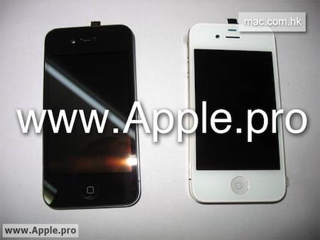 Aparece otro supuesto próximo iPhone, pero de color blanco 8