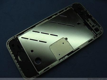 La carcasa unibody del próximo iPhone, al detalle 9
