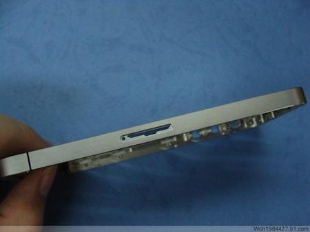 La carcasa unibody del próximo iPhone, al detalle 12