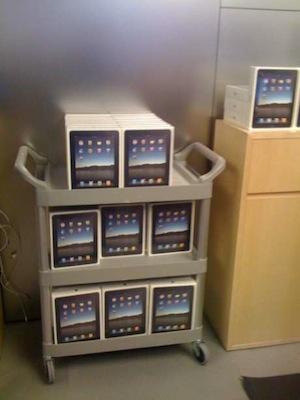Es norma de Apple no permitir la compra del iPad en efectivo para evitar la reventa 3