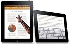 Apple actualiza las aplicaciones de iWork para el iPad 3