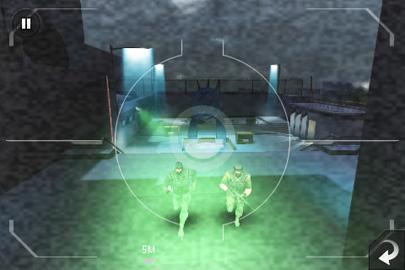 Splinter Cell Conviction ya está disponible en la AppStore 3