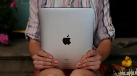 Una curiosidad sobre el anuncio televisivo del iPad 3