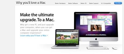 La campaña publicitaria 'Get a Mac' ya no existe más 3