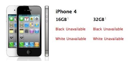El iPhone 4, agotado en Estados Unidos: empieza a retrasarse en Europa [Actualizado] 3