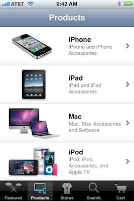 Apple lanza la app para comprar en la store online desde la plataforma iPhone 8