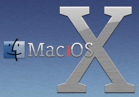 Apple baraja la posibilidad de cambiar el nombre a Mac OS X 3