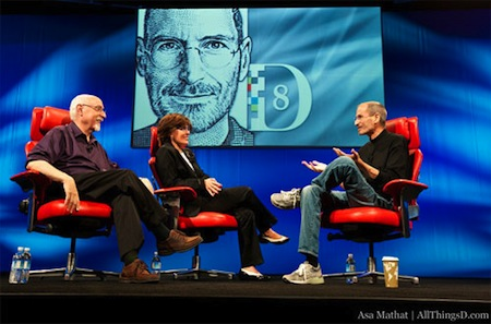 Lo mejor de la entrevista a Steve Jobs en All Things Digital 3