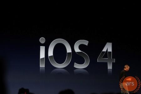 WWDC 2010 Keynote inaugural: El iPhone OS ahora se llama iOS 4; más novedades desveladas #wwdc10 3