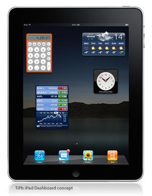 Apple elimina las aplicaciones tipo widget de la app store...¿para implementarlas en el iPhone OS 4? 3